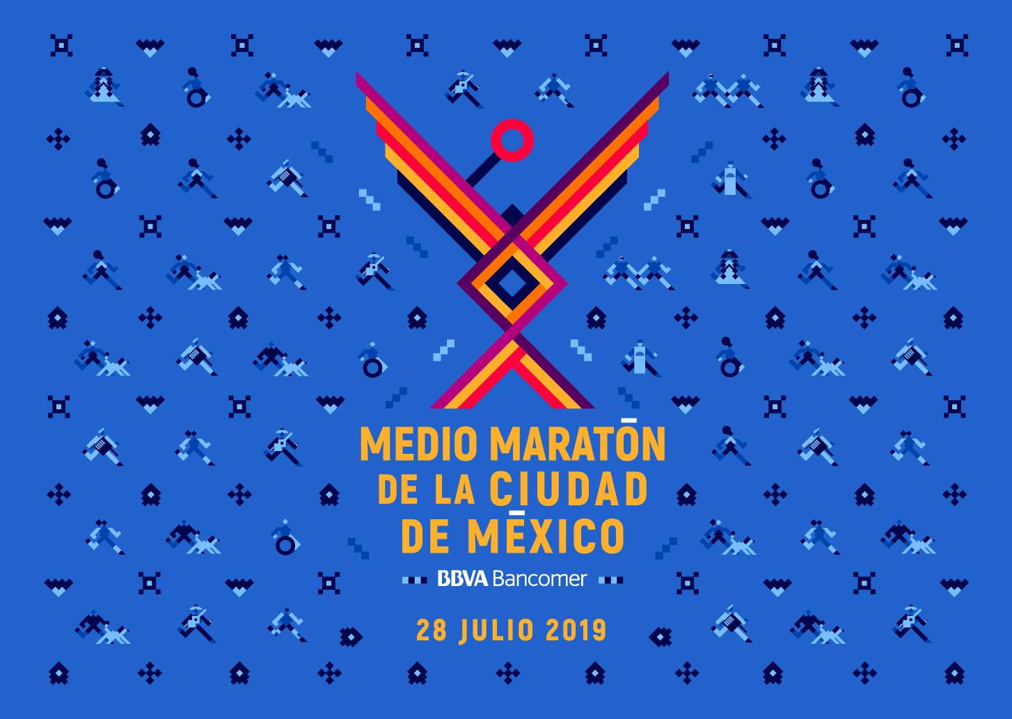 Medio maratón CDMX