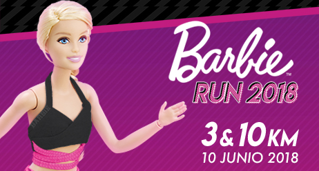1ª Carrera Barbie Run México