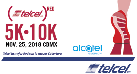Carrera Telcel Red