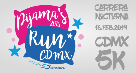 Carrera Pijamas Run