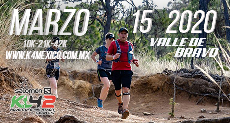 K42 México Adventure Marathon Series 2020